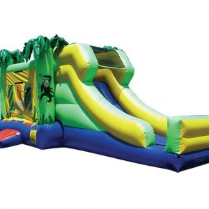 Jungle Combo Jump/Slide Bouncer